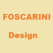 Big Bang Soffitto und Parete in ROT von Foscarini