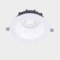 LED Einbau Downlight Performer MW Rund 200 23W DALI 2400lm 4000K