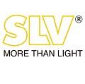 SLV 146512 IVED Goose Rosette, warmweiß LED Flexarm Leselicht