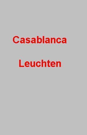 Colibri Pendelleuchte 6-flammig von Casablanca