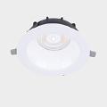 LED Einbau Downlight Performer MW Rund 200 23W 2400lm 4000K Weiß