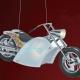Motorrad - Chopper - Deckenleuchte - Bike Lampe