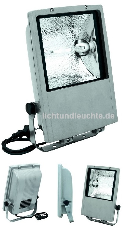 EUROLITE Outdoor Strahler 150W HIT symetrisch Scheinwerfer