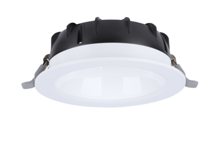 LED Einbau Downlight Performer MW Rund 150 11.5W 1200lm 4000K We