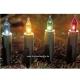 Mini-Lichterkette 100-tlg. bunt 839074 von Hellum